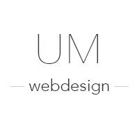 Ultra Minimal Webdesign