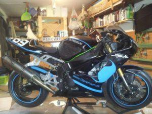 T3 Premium Kawasaki Ninja