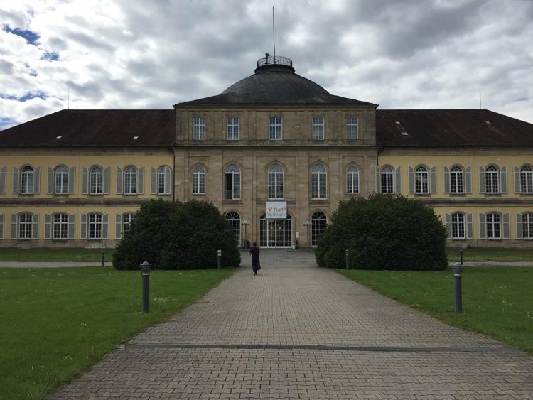 TYPO3 Camp Stuttgart 2017 - Uni Hohenheim