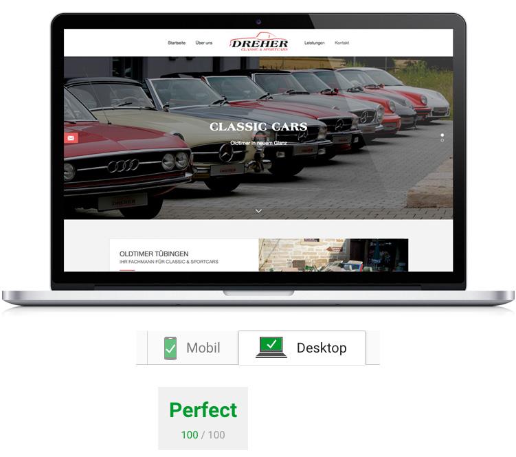 Performance von Webseiten